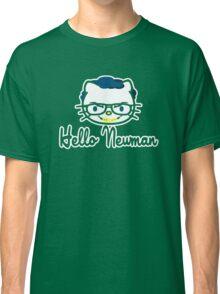Hello, Neuman Classic T-Shirt