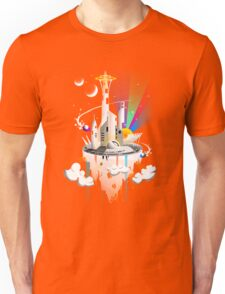 Unrealized Paradise Unisex T-Shirt
