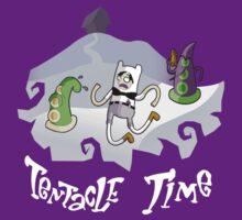 Tentacle Time! by elvencat
