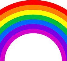 Rainbow by ghjura