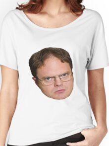 Dwight Shrute from The Office Women's Relaxed Fit T-Shirt