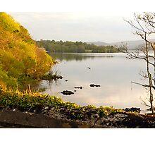 Evening On Lake Gartan Photographic Print