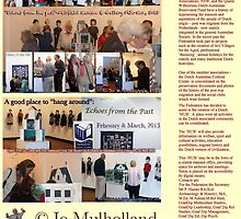 "Fairfield Museum & Gallery: Currently: ""Echoes from the Past"".  by MrJoop"