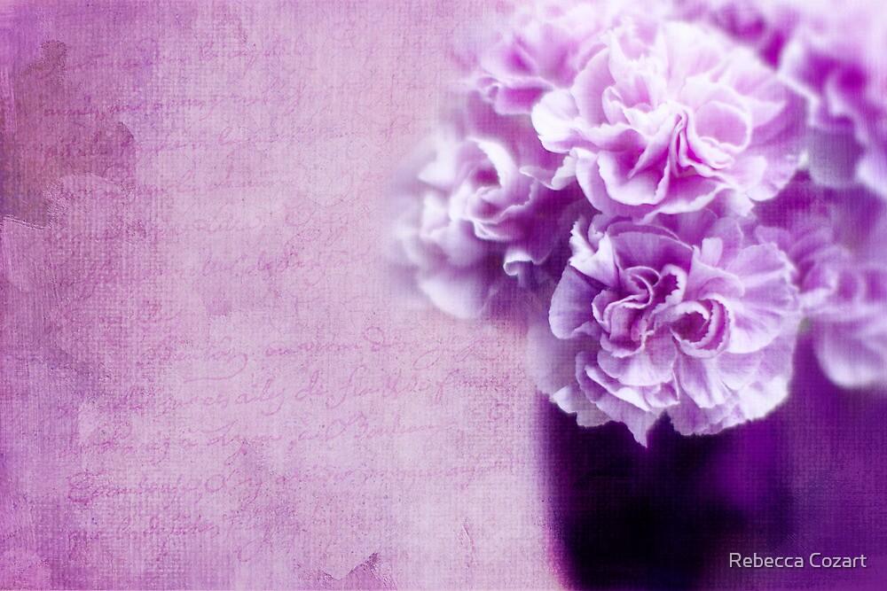 Purple Madness by Rebecca Cozart