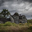 """Homestead -  Searsport, Maine"" by Bob Adams"