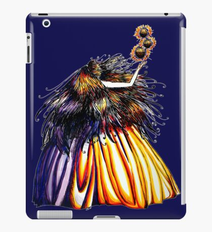 Lantern Princess iPad Case/Skin