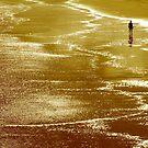 Walking on sunshine by Beata  Czyzowska Young