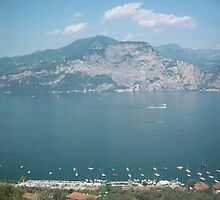 The Length Of Lake Garda by WillBov