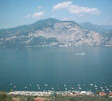 The Length Of Lake Garda by WillBov