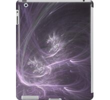 Blue Flame of Creation iPad Case/Skin