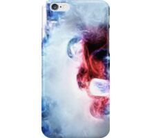 Abstract Burn-Out iPhone Case/Skin