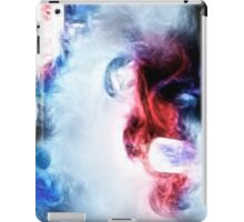 Abstract Burn-Out iPad Case/Skin