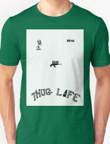 2 pac tattoo T-Shirt