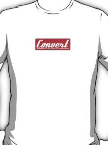 Convert Motorcycles T-Shirt