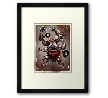 The Agro Framed Print