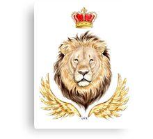 RIP Cecil the Lion Canvas Print