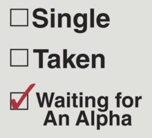 TEEN WOLF - WAITING FOR AN ALPHA by thischarmingfan