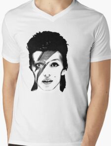 Ziggy Monroe Mens V-Neck T-Shirt