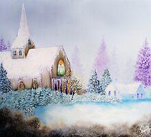 Snow in Florida by DavidKaz