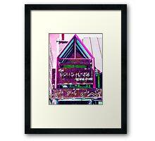 Girls, Girls, Girls Framed Print