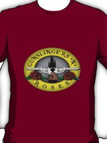 Gunslingers N' Roses T-Shirt