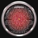 HAL 9000 speech by shaydeychic
