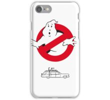 Ecto1 iPhone Case/Skin