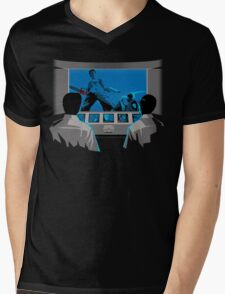 Groovy Puppeteers  Mens V-Neck T-Shirt