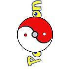 Poke Ball Yin and Yang Style 2 by TailsP