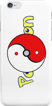 Poke Ball Yin and Yang Style 2 by TailsP