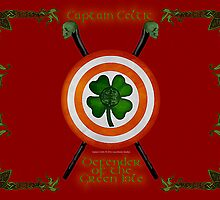 CAPTAIN CELTIC  by LBStudios