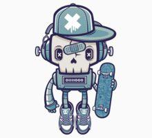 Skull Bot by cronobreaker