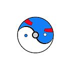 Great Ball Yin and Yang by TailsP