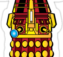 IRON DALEK Sticker