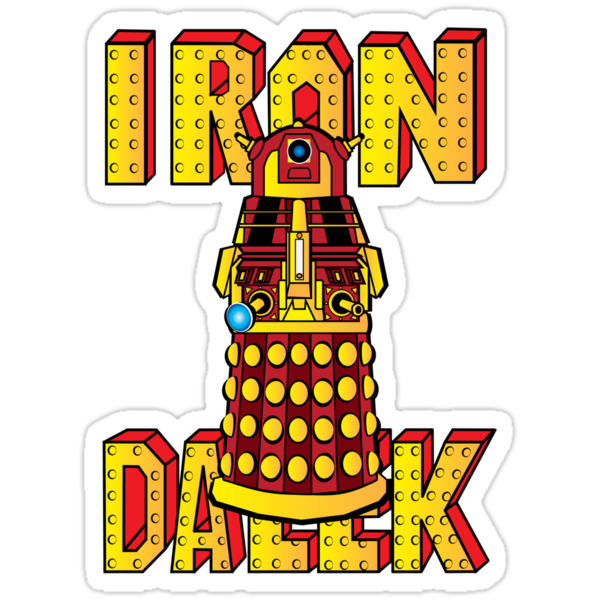 IRON DALEK by slugamo