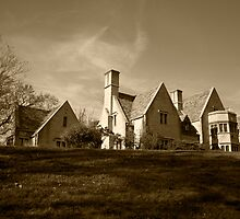 Hartwood Manor by Jim Garasich