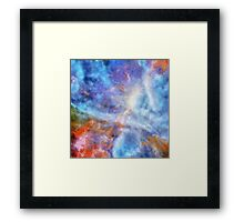 Ascending From A Dive Framed Print