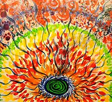 Shaman's Fire by Valerie Howell