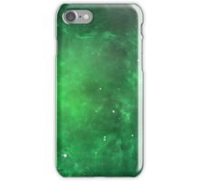 Deep Space - Green iPhone Case/Skin
