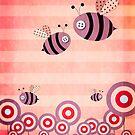 BumbleBee Garden by Femke Nicoline Muntz