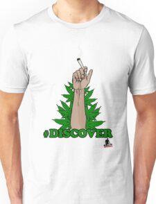 #Discover Unisex T-Shirt