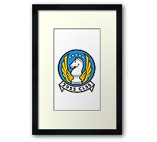 2955 CLSS - Air Force Framed Print