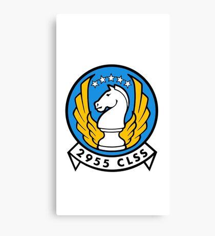 2955 CLSS - Air Force Canvas Print