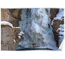 Ice Climb Poster