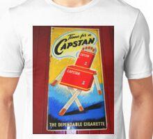 Capstan Cigarette Sign Unisex T-Shirt