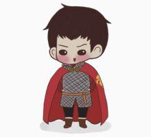 Knight!Merlin One Piece - Short Sleeve