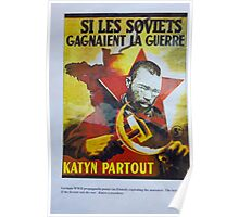 P Russia - Katyn Poster Poster