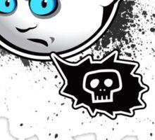 Aggro Emo? Sticker