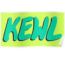 Kewl - Gravity Falls Poster