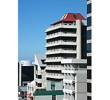 new zealand high rise Photographic Print